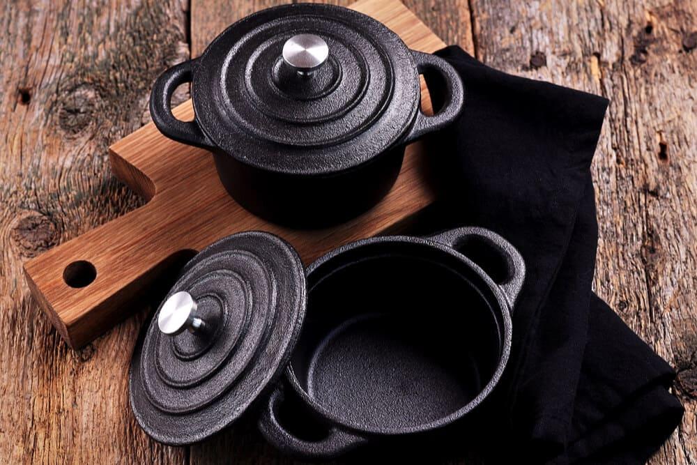 panela de ferro para cozinhar