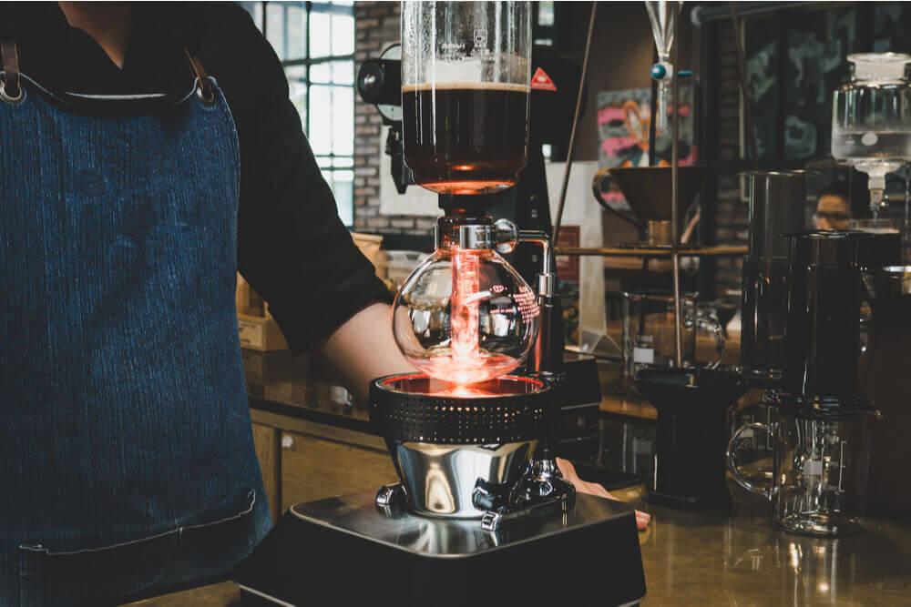 Como preparar café na globinho?